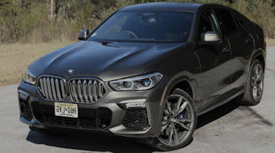 Evaluate: 2020 BMW X6 doesn't want the M kit for abundance