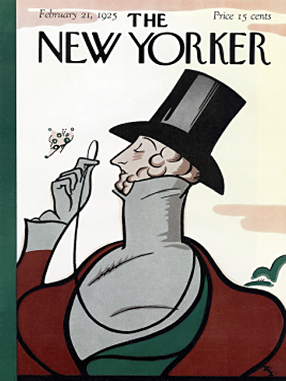 The New Yorker nº1-febr.1925 cover