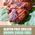 Gluten Free Grilled Brown Sugar Chili Pork Tenderloin #glutenfree #porkrecipes