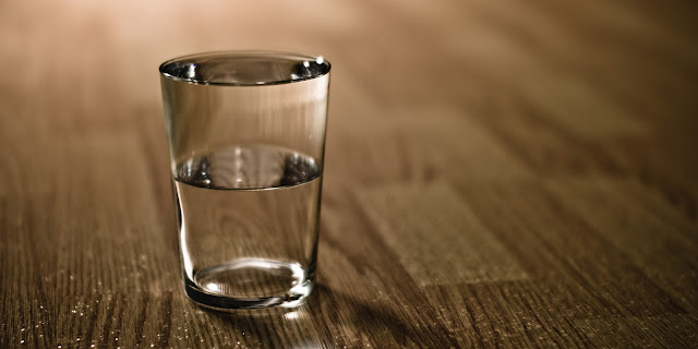 Half Empty Glass