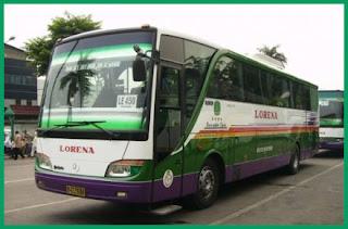 Agen Bus Lorena