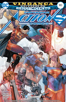 DC Renascimento: Action Comics #993