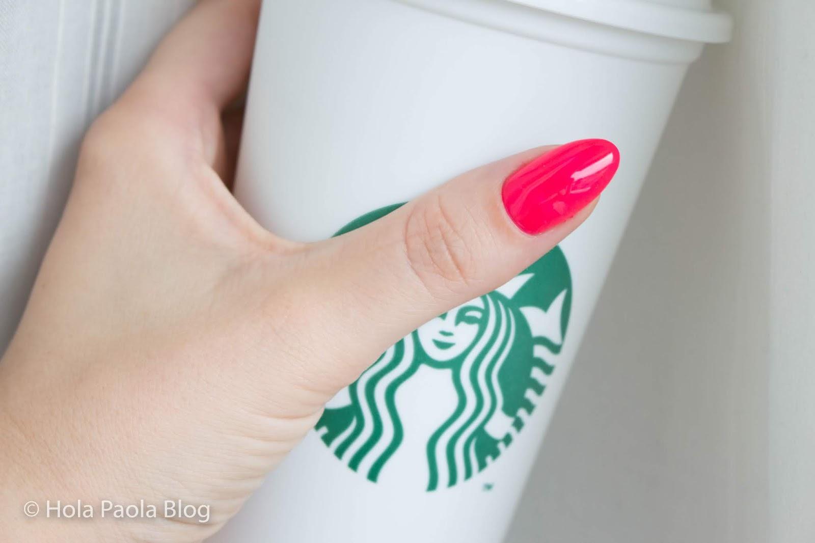 Przedłużanie świeżości manicure hybrydowego