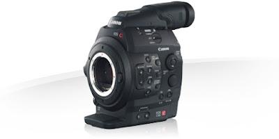 Canon EOS C300 Firmware最新ドライバーをダウンロードする