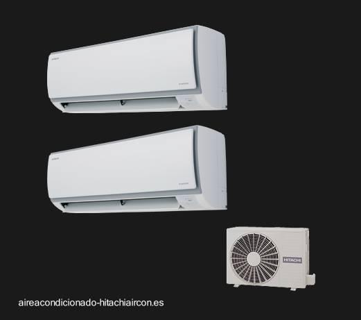 Equipos de aire acondicionado de uso doméstico (divididos) split