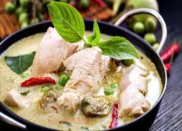 cara memasak opor ayam putih