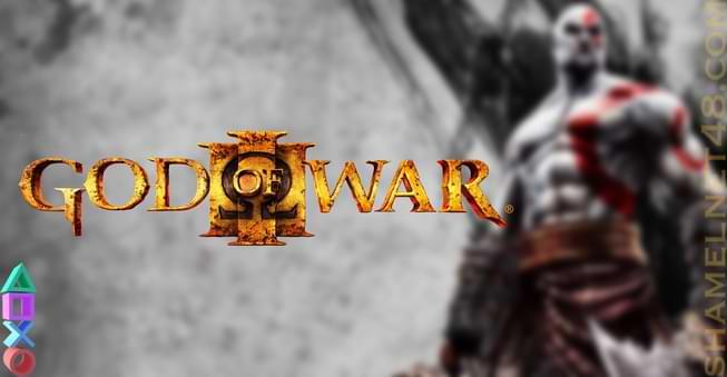 تحميل لعبة god of war 3 لجهاز ps3