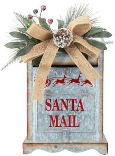 galvanized mailbox