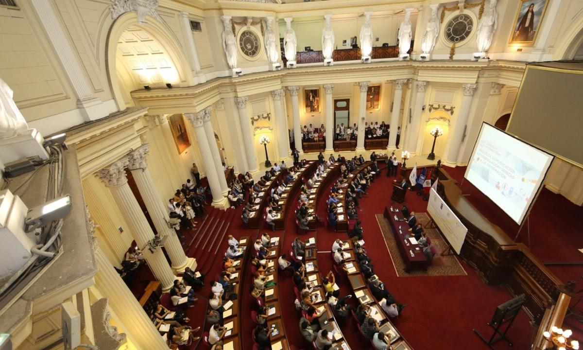 Candidatos al Parlamento Andino 2016
