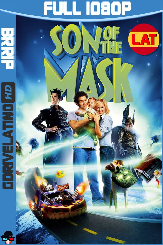 El Hijo de la Máscara (2005) BRRip 1080p Latino-Ingles MKV