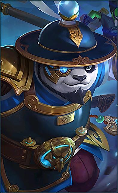 Akai Magistrate Heroes Tank of Skins