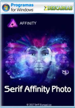 Serif Affinity Photo (x64) Full Español [Mega y GDrive]