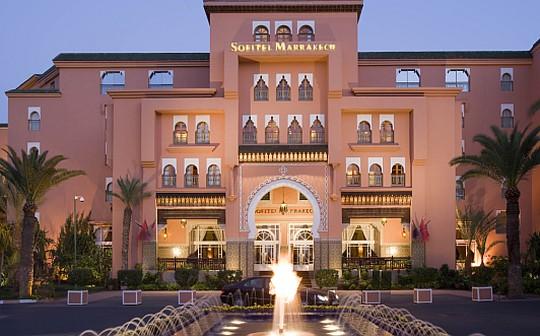 marrakech - hoteles