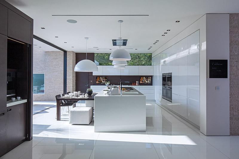 Million Dollar Kitchen Islands