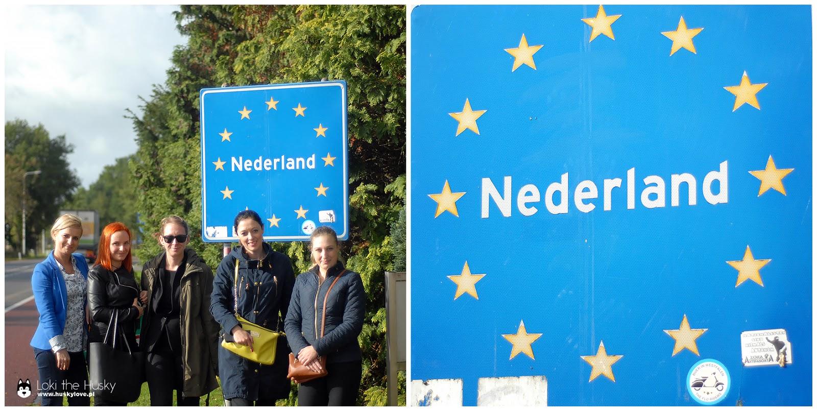 Na granicy z Holandią