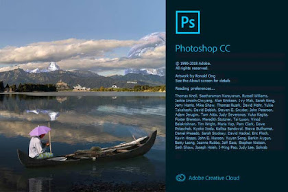 Download Adobe Photoshop CC Terbaru 2019