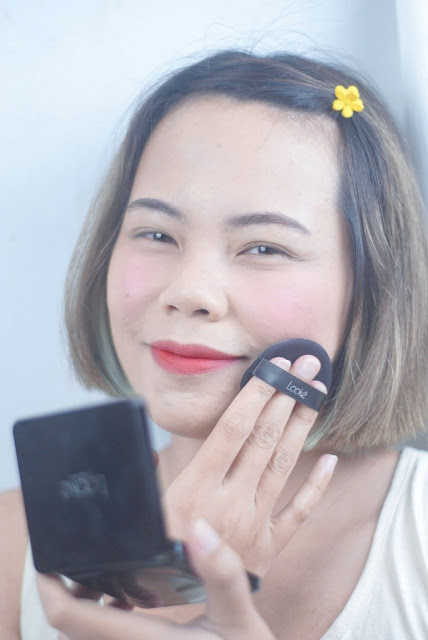 Review Looke Holy Flawless BB Cushion dan Looke Holy Smooth & Blur Loose Powder