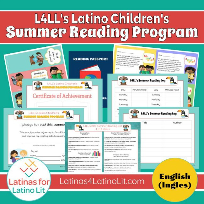 2017 L4LL Latino Children's Summer Reading Program (English)