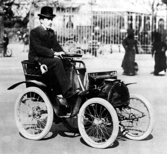Louis Renault 1903
