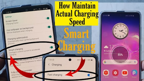 FAST CHARGING APP FOR ALL ANDROID PHONES