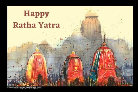 RATH YATRA 2021 Images, Pictures, Whatsapp Status, Wishes, Messages, Quotes, Greetings.