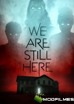 Capa do Filme Ainda Estamos Aqui