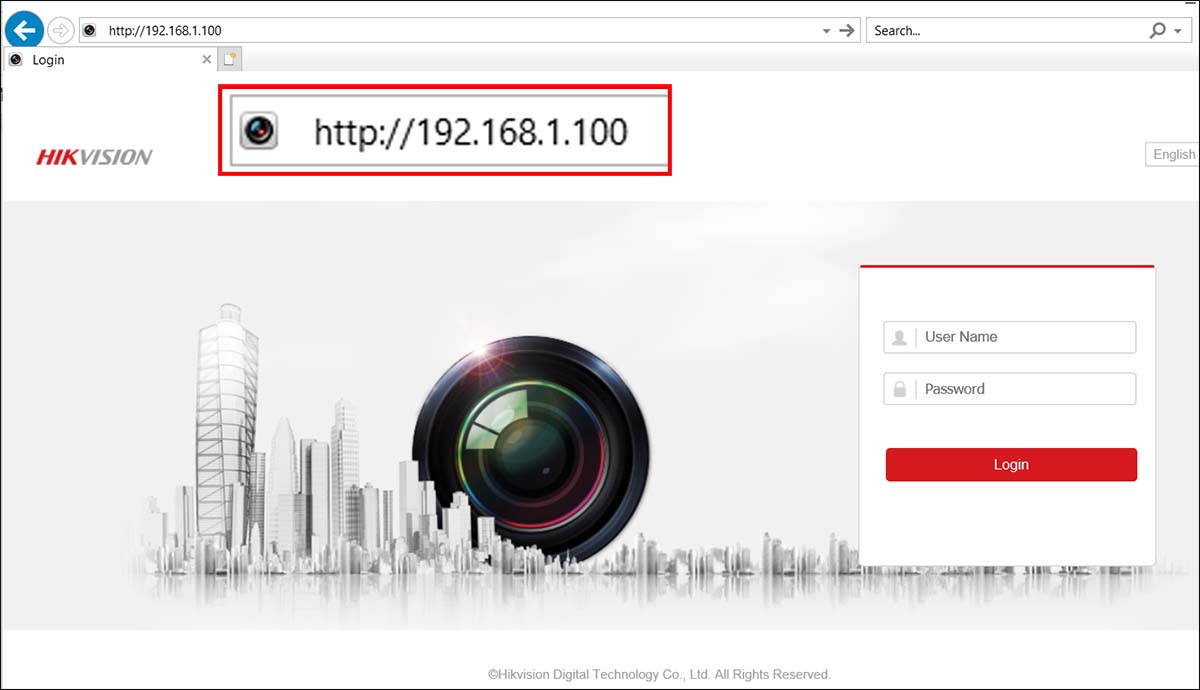 Find the IP Address of Your Security Camera