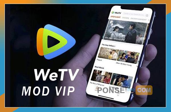 wetv mod apk vip download free