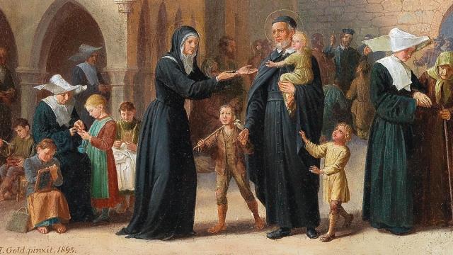 Pemahaman dan penghayatan Spiritualitas St.Vinsensius de Paul pada  para suster SCMM