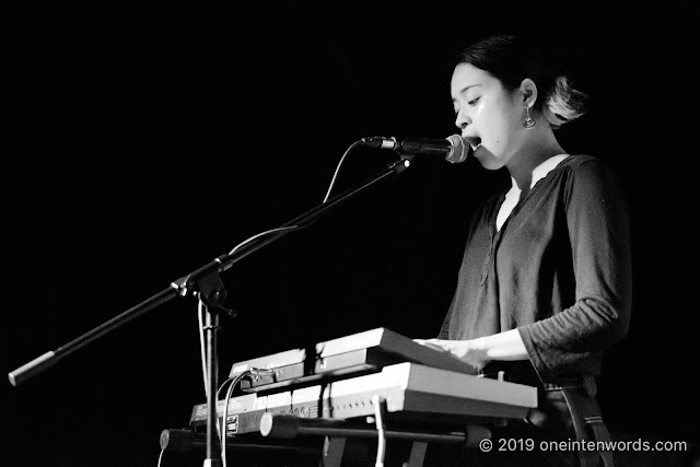 Luna Li at The Baby G on September 19, 2019 Photo by John Ordean at One In Ten Words oneintenwords.com toronto indie alternative live music blog concert photography pictures photos nikon d750 camera yyz photographer