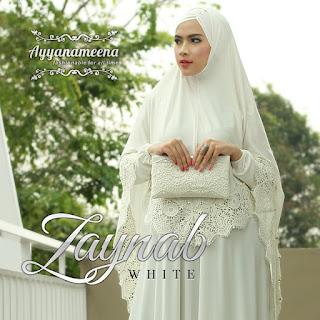 Ayyanameena Zaynab White