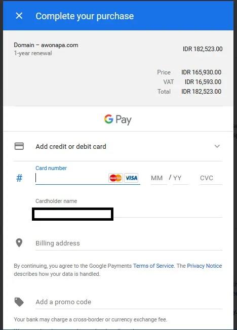 add kredit