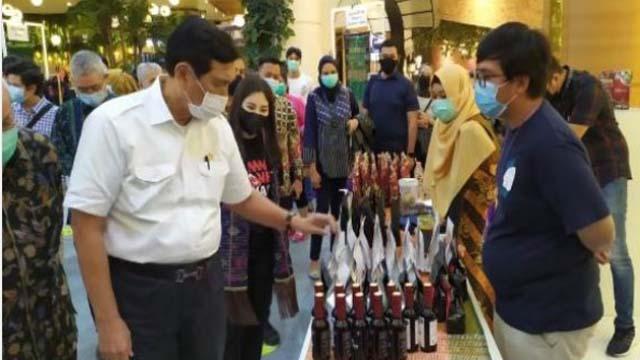 Pandemi Covid 19 Berdampak Masif, Pemerintah Gaungkan Program Bangga Buatan Indonesia