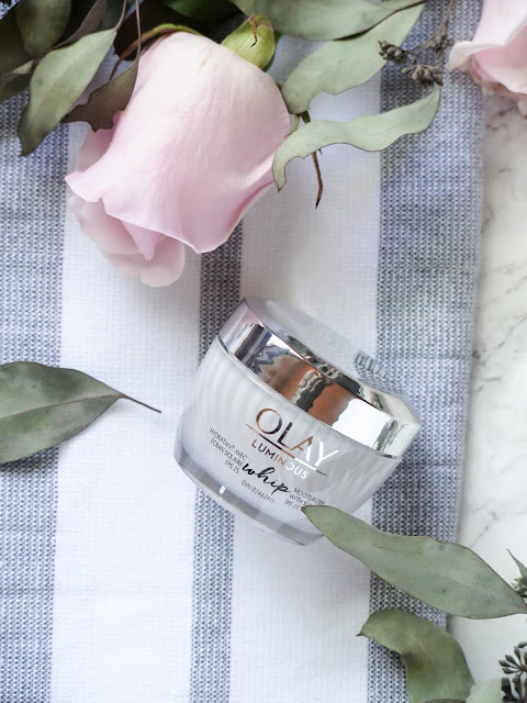 10 Steps To The Best Skin Of Your Life   The How, When & Why Of Skincare   Proper Application Order & Olay Luminous Whips Moisturizer Review   labellesirene.ca
