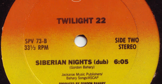 TWILIGHT 22 - SIBERIAN NIGHTS (DUB)