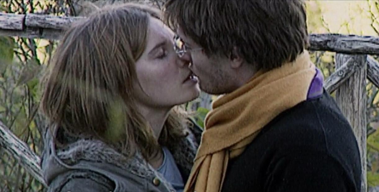 Amanda Knox Rafaelle Sollecito Kiss