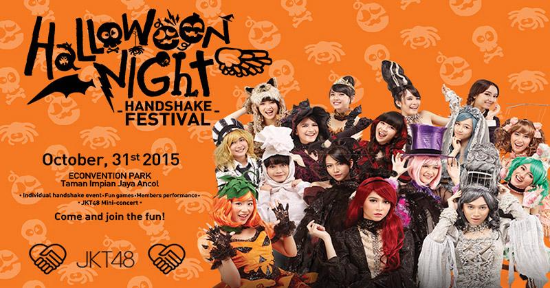 11th Single JKT48 Halloween Night