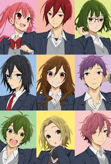 Horimiya Anime Sub Español Descargar Mega