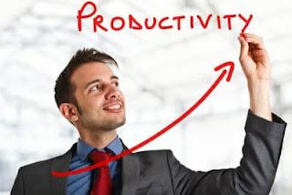 زيادة انتاجية العمل