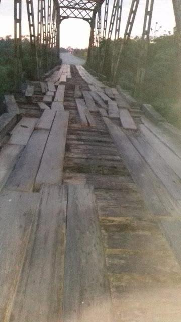 Ponte do Ribeirão