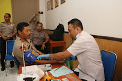 HUT Polairud ke-69, Kapolda NTB Ikut Serta Donor Darah