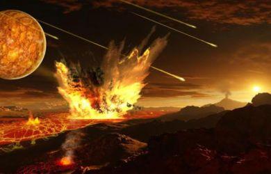 Apa Benar Umat Manusia di Bumi Pernah Musnah Akibat Ledakan Bintang?