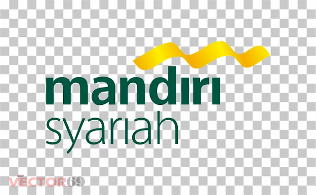 Logo Bank Mandiri Syariah - Download Vector File PNG (Portable Network Graphics)