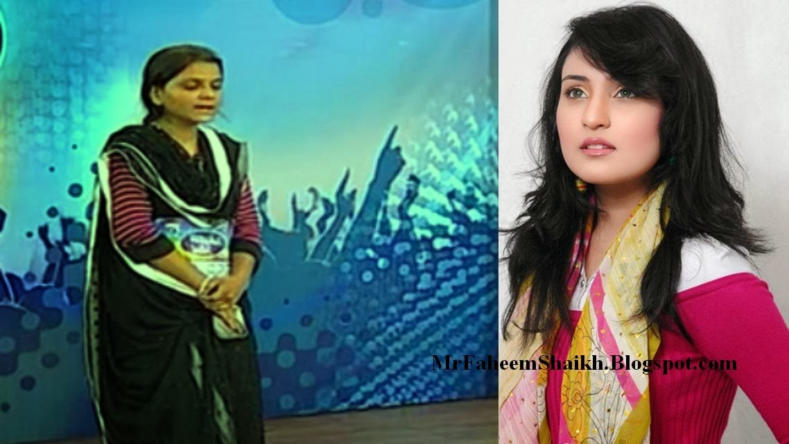 Pakistani Singer In Indian Idol