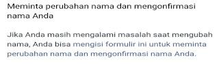 cara mudah merubah nama di profil fb melalui aplikasi facebook di hp android