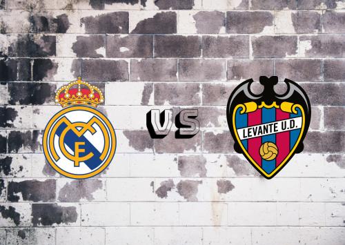 Real Madrid vs Levante  Resumen y Partido Completo