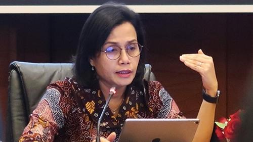 Suara Lantang Sukarelawan Jokowi, Seret Sri Mulyani