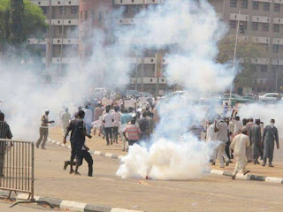 Deputy commissioner of police shot dead as shiites continues protests