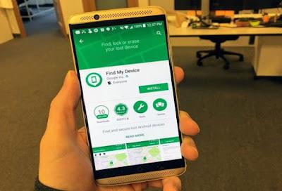 Cara Mudah Melacak Smartphone Android