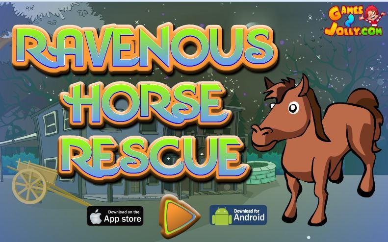 Play Ravenous Horse Rescue